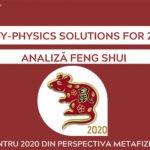 Moty-Physics Solutions for 2020 – Analiza FENG SHUI & BAZI