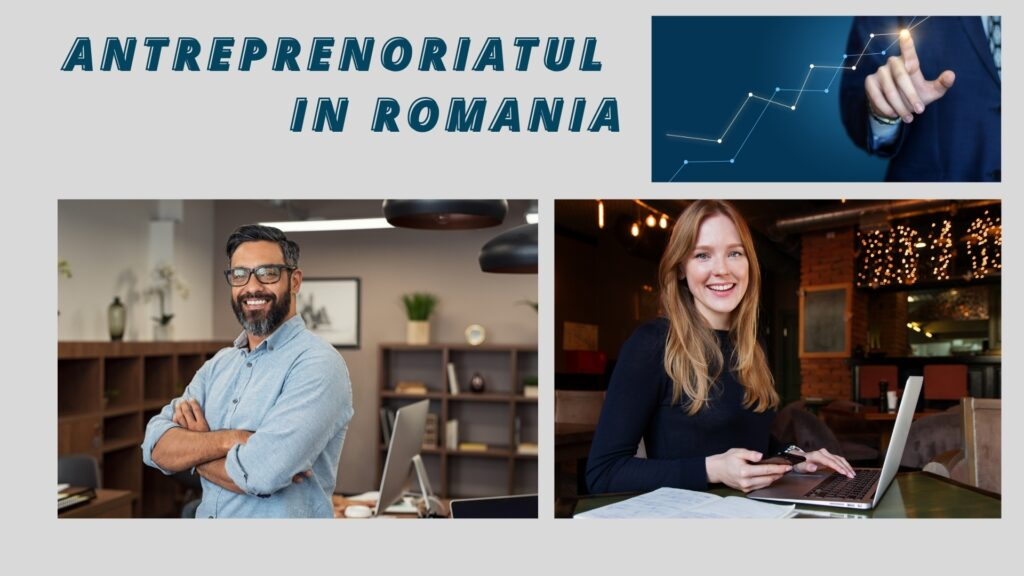 Antreprenoriatul in Romania
