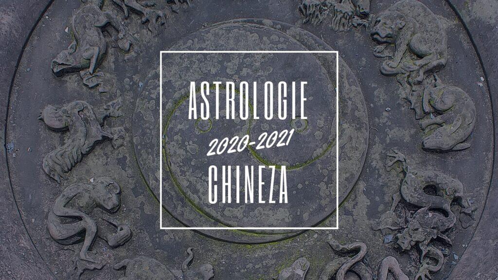 astrologie chineza