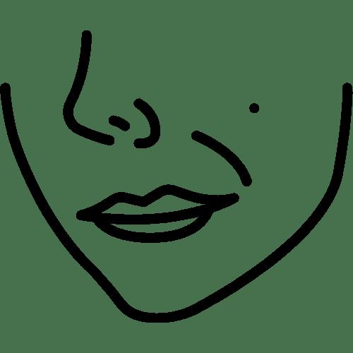 Semnele de pe fata - face reading